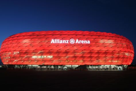 Arena Stadium Red