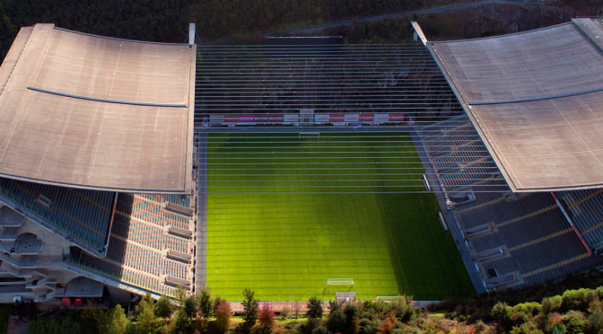 TOP 10 BEST ARCHITECTURAL FOOTBALL STADIUMS