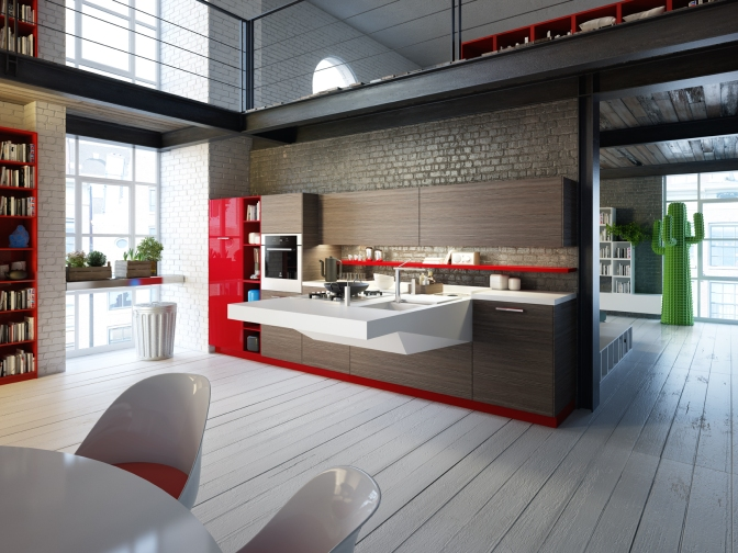BOY INTERIOR DESIGN AWARDS PART 5 – Kitchen and Others.