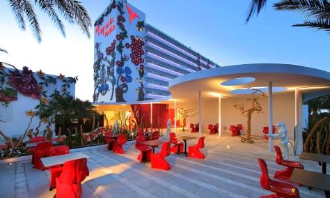 Ushuaïa Beach Hotel, Ibiza