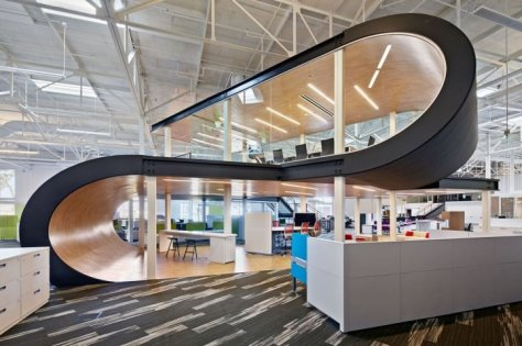 One Workplace Headquarters and Showroom Design Blitz