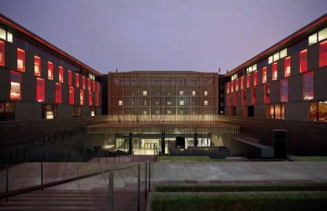 Xi'an Westin Museum Hotel Neri&Hu Design