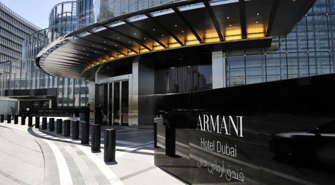 The Great Armani Hotel – Dubai