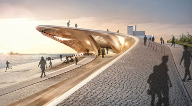 NEW ENERGY DESIGN MUSEUM IN LISBON – by Amanda Levete