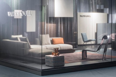 Walter Knoll imm cologne 2014 Exhibition stand by Ippolito Fleitz Group