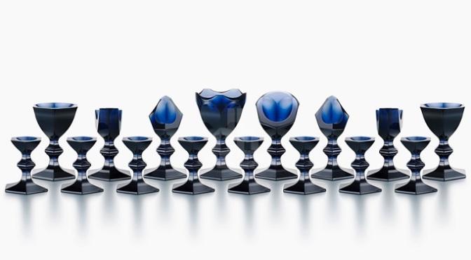 250 years of Baccarat – Inspiring crystal design