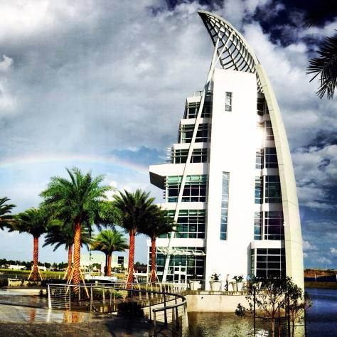 Exploration Tower at Port Canaveral_1