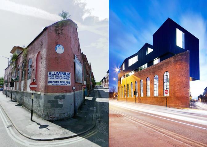 192 Shoreham Street office – award winner design architect in london by Project Orange