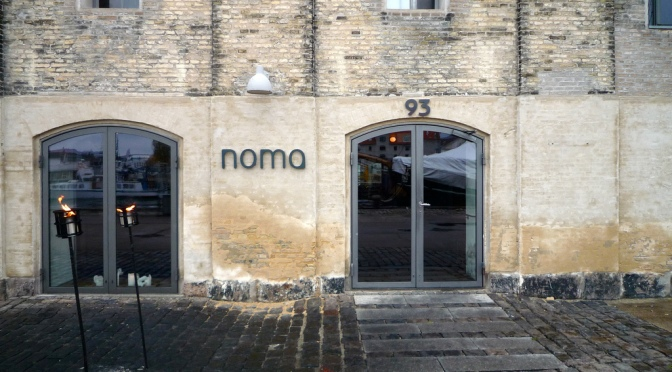 NOMA – The Best Restaurant in the World