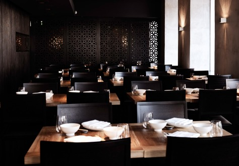 Gaijin Dinning room
