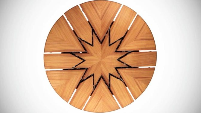 Design and Engineering – The practical and amazing Fletcher Table