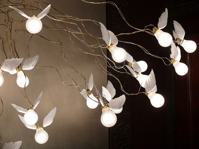 top 10 most beautiful and trendy suspension lamps of 2014 decoration lovers. Black Bedroom Furniture Sets. Home Design Ideas