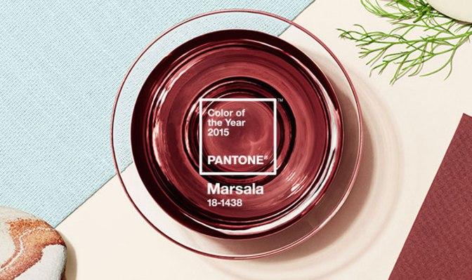 BEST PANTONE OF THE YEAR 2015 – MARSALA 18-1438