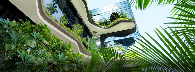 PARKROYAL on Pickering Hotel – Singapore – by Woha