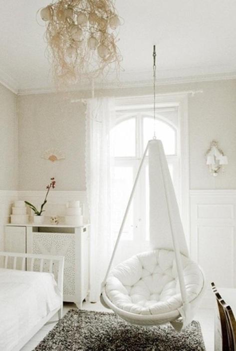 swings white