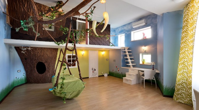 Top 6 Ideas for Indoors Swings