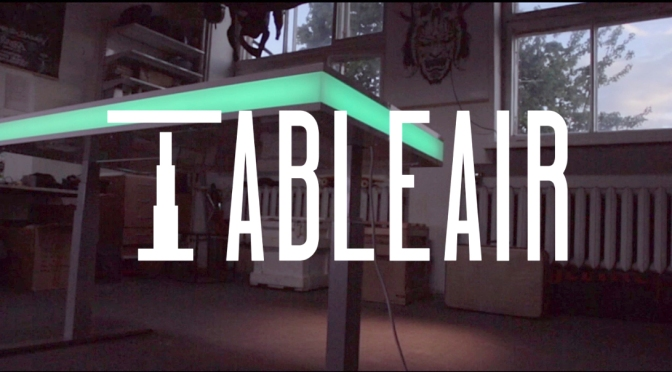TOP SMART TABLE DESIGN WITH AMBIENT – TABLEAIR