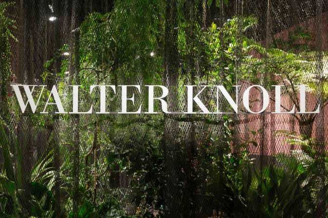 Walter Knoll at Orgatec – The Office in the Jungle – Highlights – Best Stand