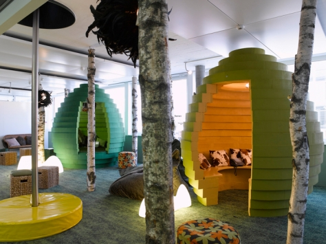 Google Zürich Office