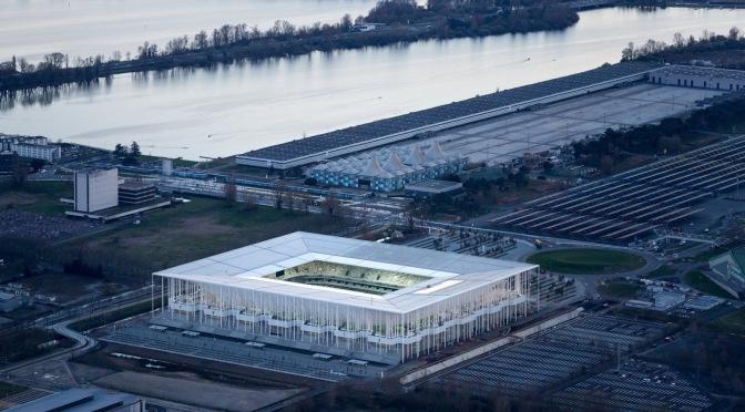 Euro 2016 Stadiums